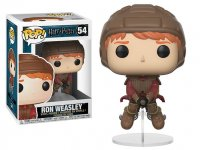 Funko POP Movies: Harry Potter - Ron on Broom - neuveden