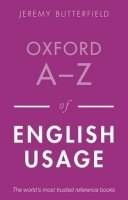 OXFORD A-Z OF ENGLISH USAGE Second Edition