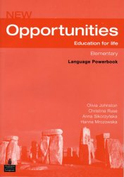 New Opportunities Elementary Language Powerbook Pack - Olivia Johnston
