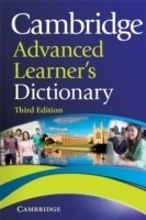 Cambridge Advanced Learner´s Dictionary Third Ed. Paperback