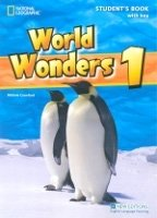 WORLD WONDERS 1 STUDENT´S BOOK + AUDIO CD PACK