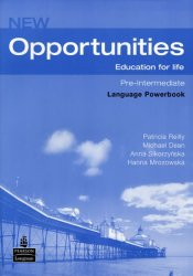 New Opportunities Pre-Intermediate Language Powerbook Pack - Patricia Reilly