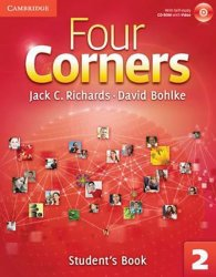 Four Corners 2: Student´s Book with CD-ROM - Jack C. Richards