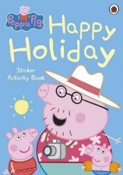Peppa Pig - Happy Holiday Sticker Activity Book - neuveden