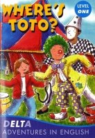 DELTA ADVENTURES IN ENGLISH LEVEL 1: WHERE´S TOTO? + AUDIO CD PACK