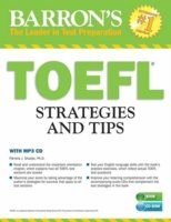 TOEFL Strategies and Tips with MP3 CDs Outsmart the TOEFL iBT