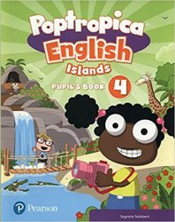 Poptropica English Islands 4 Pupil´s Book w/ Online Game Access Card