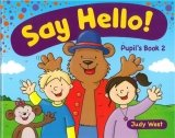 Say Hello 2 Pupil´s Book