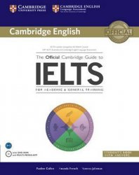 The Official Cambridge Guide to IELTS Student´s Book with Answers with DVD-ROM