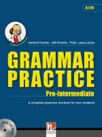 GRAMMAR PRACTICE PRE-INTERMEDIATE with CD-ROM