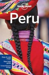 Lonely Planet Peru 9