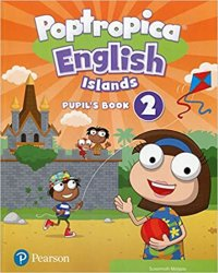 Poptropica English Islands 2 Pupil´s Book w/ Online Game Access Card