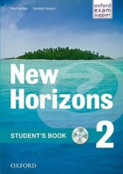New Horizons 2 Student´s Book with CD-ROM Pack - Paul Radley