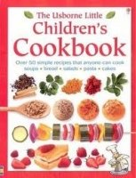 The The Usborne Little Children's Cookbook