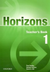 HORIZONS 1 TEACHER´S BOOK