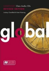Global Revised Elementary - Class Audio CD (3) - neuveden