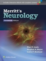 Merritt's Neurology, 13th Ed.