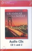 GRAMMAR IN CONTEXT 5th Edition 2 AUDIO CD