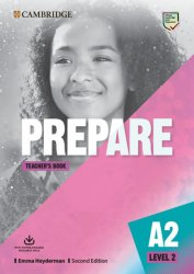 Prepare 2/A2 Teacher´s Book with Downloadable Resource Pack, 2nd - neuveden