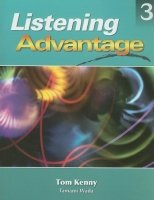 LISTENING ADVANTAGE 3 STUDENT´S BOOK with AUDIO CD