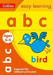 ABC Ages 3-5: New Edition (Collins Easy Learning Preschool)