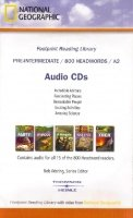 FOOTPRINT READERS LIBRARY Level 800 AUDIO CDs