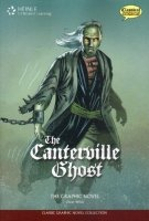 CLASSICAL COMICS READERS: CANTERVILLE GHOST (American English)