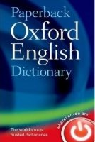 PAPERBACK OXFORD ENGLISH DICTIONARY 7th Edition