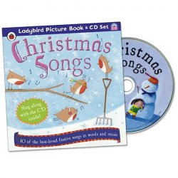 Christmas Songs : 10 of the best-loves festive songs in words and music. Sing along with the CD inside!