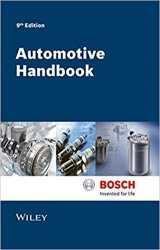 Automotive Handbook, 9th ed.