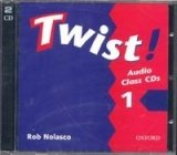 TWIST! 1 CLASS AUDIO CDs /2/