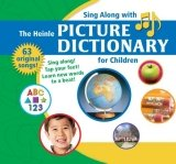 THE HEINLE PICTURE DICTIONARY FOR CHILDREN SING-ALONG CD (American Accents)