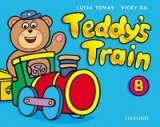 TEDDY´S TRAIN B ACTIVITY BOOK