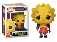 Funko POP Animation: Simpsons S3 - Lisa as Devil - neuveden