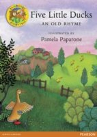 Jamboree Storytime Level A: Five Little Ducks Little Book an Old Rhyme