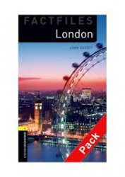Oxford Bookworms Factfiles New Edition 1 London with Audio CD Pack