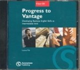 PROGRESS TO VANTAGE AUDIO CD