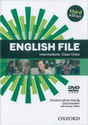 English File Intermediate Class DVD (3rd) - Christina Latham-Koenig;Clive Oxenden;Paul Selingson