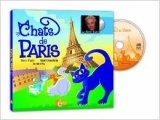 Chats de Paris - Livre+cd