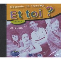 Et toi? 2, audio CD
