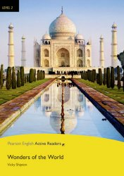 PEAR   Level 2: Wonders of the World Bk/Multi-ROM with MP3 Pack - Vicky Shipton