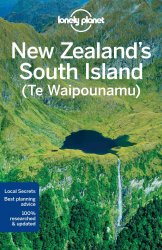 Lonely Planet New Zealand`s South Island 5.