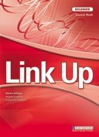 LINK UP BEGINNER COURSE BOOK + STUDENT AUDIO CD PACK