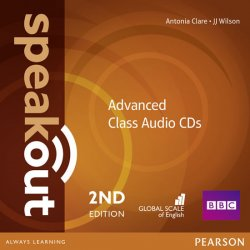 Speakout 2nd Edition Advanced Class CDs (2) - Antonia Clare