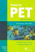 Ready for Pet Course Book With Answer Key