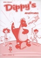 DIPPY´S ADVENTURES 2 TEST BOOK