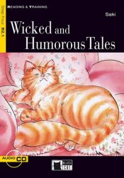 Wicked and Humorous Tales + CD - neuveden