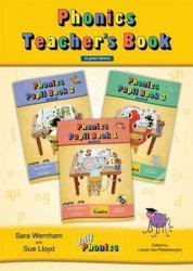 Jolly Phonics Teacher´s Book : in Print Letters