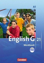 ENGLISH G 21 BAND 1 WORKBOOK MIT CD