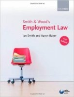 Smith & Wood's Employment Law 11th Ed.